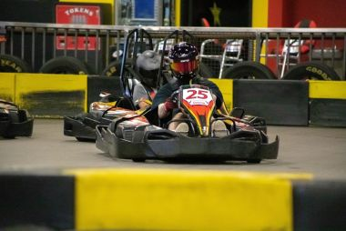 3 Adult Races (Annual Races License Required!)